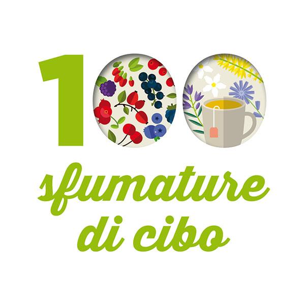 100 Sfumature di Cibo Logo
